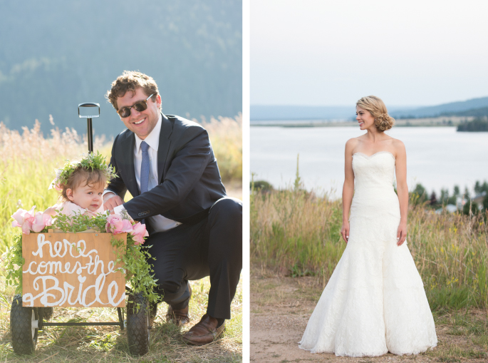 Here Comes the Bride / Amelia Anne Photography