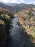 Mitake autumn leaves