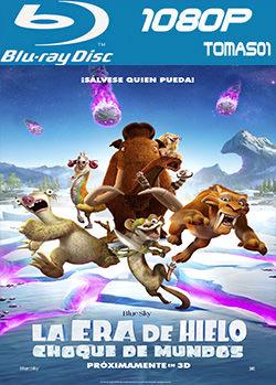 La era de hielo 5: Choque de mundos (2016) BRRip 1080p