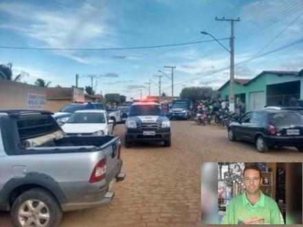 POLICIAL MILITAR É ENCONTRADO MORTO COM UM TIRO NA CABEÇA NA CIDADE DE CENTRAL