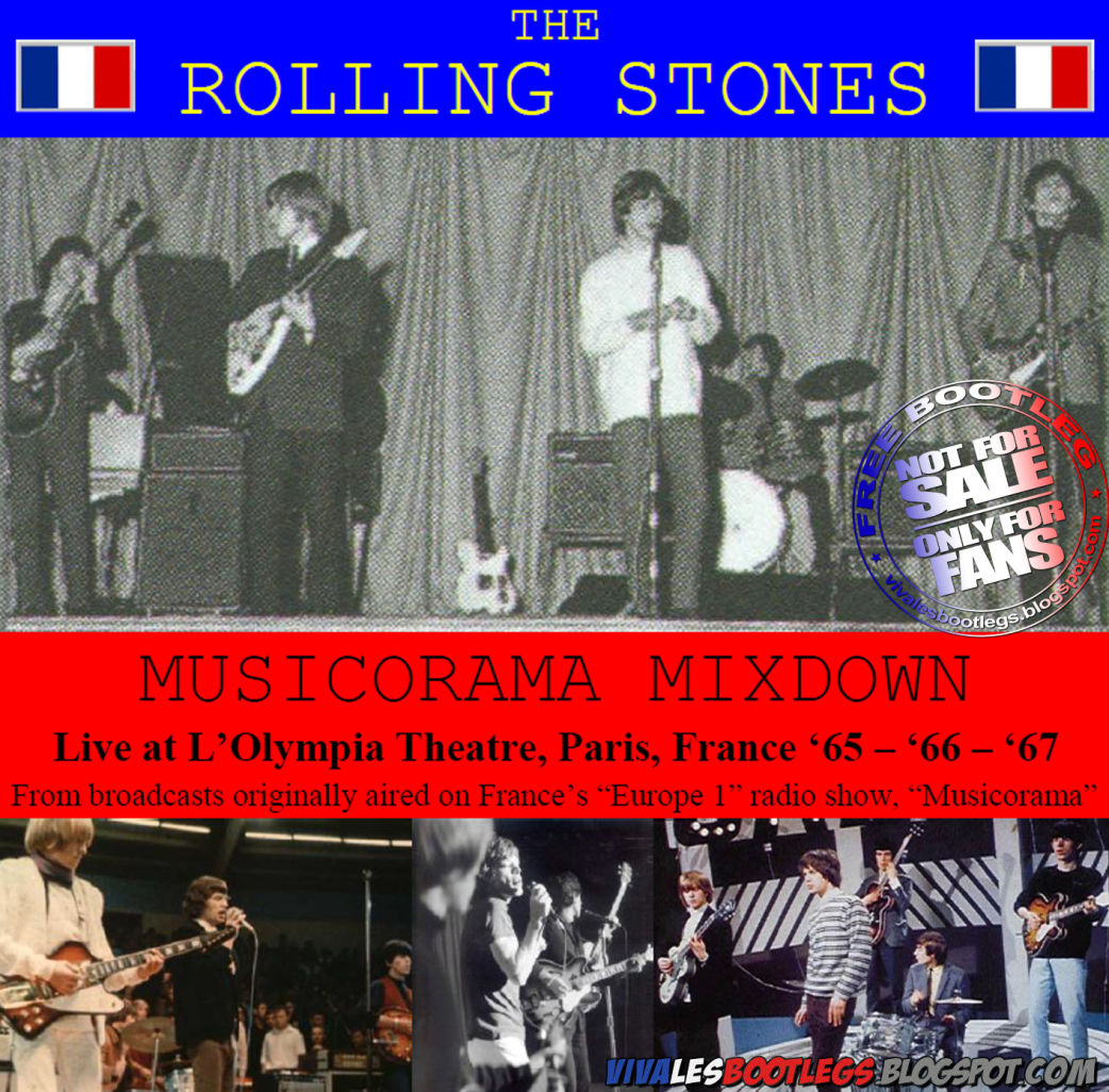 Rolling Stones Lossless