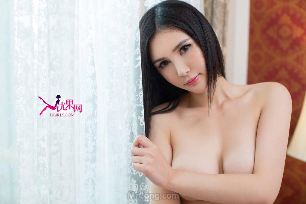 Người đẹp Gu Xin Yi (顾欣怡) khoe dáng sexy với nội y ngoài trời trong bộ ảnh UGIRLS 125