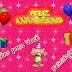 Mensagem de Aniversário para Você felicidades