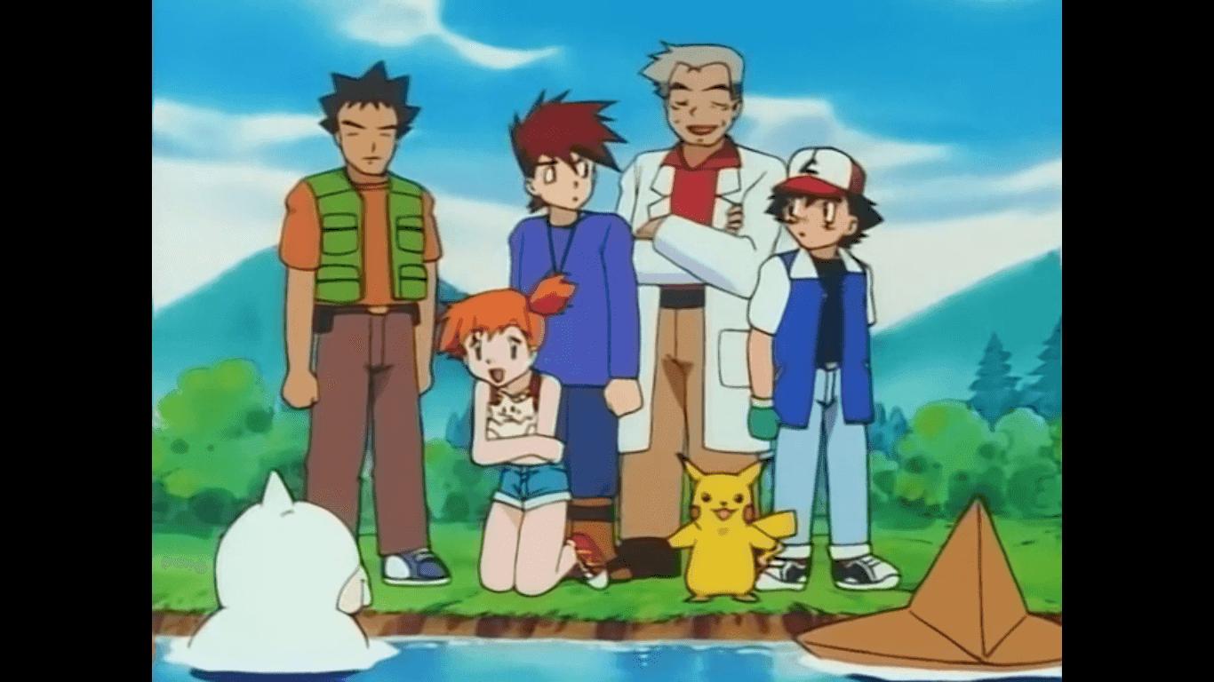 Pokemon - The PO-KE Corral