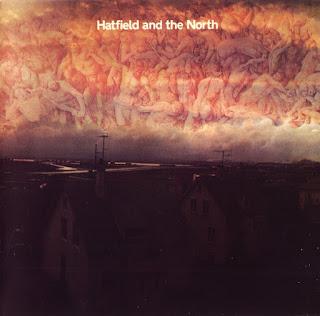 Hatfield and the North - 1974 - Hatfield and the North