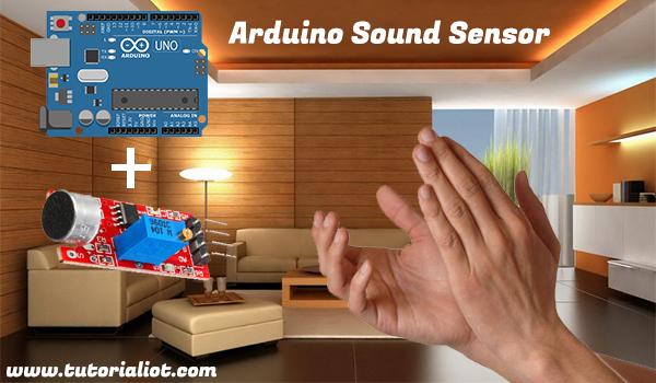 Cara Mudah Membuat Sensor Suara Menggunakan Arduino (Arduino Sound Sensor)