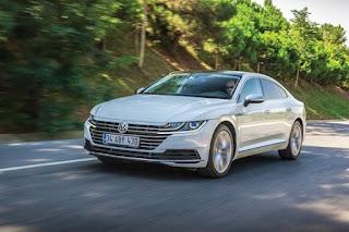 Volkswagen Arteon Yorumları