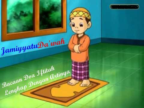 Bacaan Takbiratul Ihram Dan Doa Iftitah Sholat Fardhu