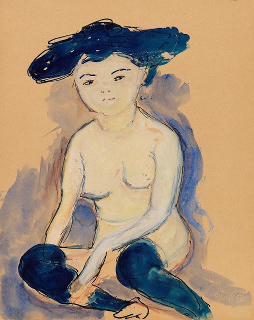 Marianne von Werefkin: Ritratto di Helene