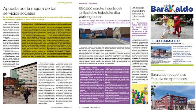 Revista municipal de Barakaldo