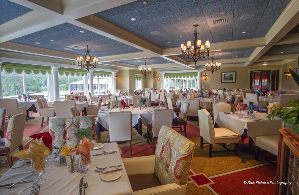 Sedgefield Country Club Wedding Venue