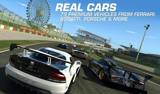 Real Racing 3 Mod Apk v4.7.2