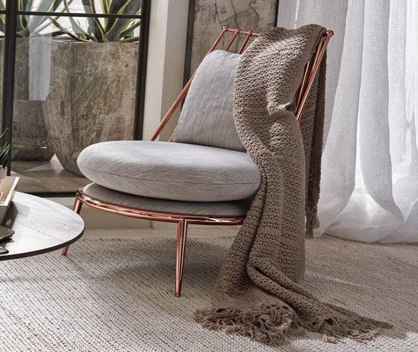 Rose Gold Home Decor FLIP AND STYLE Australian Fashion