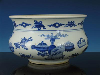 "<img src=""Chinese Kangxi bowl .jpg"" alt=""large blue and white porcelain bowl"">"