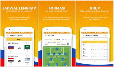 Jadwal Piala Dunia 2018 Rusia Live Skor Bola Info