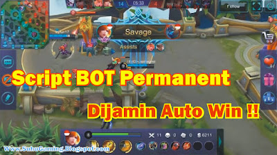 Script BOT Permanen Mobile Legends Patch Kadita 100% Works