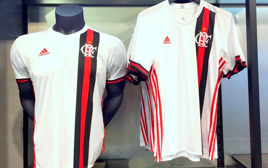 183f272f8af19 Gávea e site da Adidas já vendem nova camisa 2 do Flamengo ...