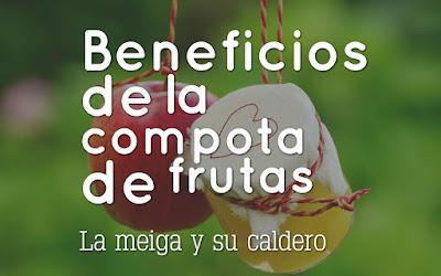 Beneficios de la compota de frutas