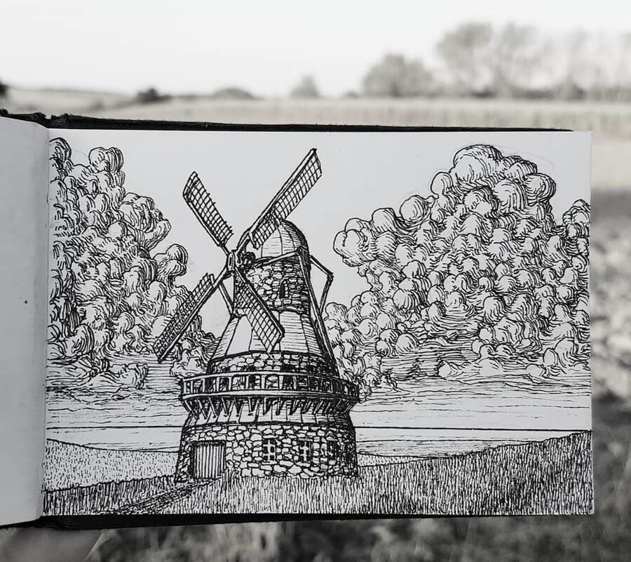 02-Windmill-Hannes-Hesselbarth-www-designstack-co