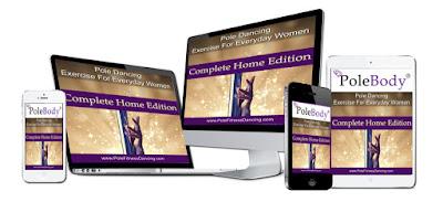 Home Pole Dancing Lessons Online Course SLS