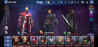 Cara Cepat dan Mudah Farming Gold Marvel Future Fight