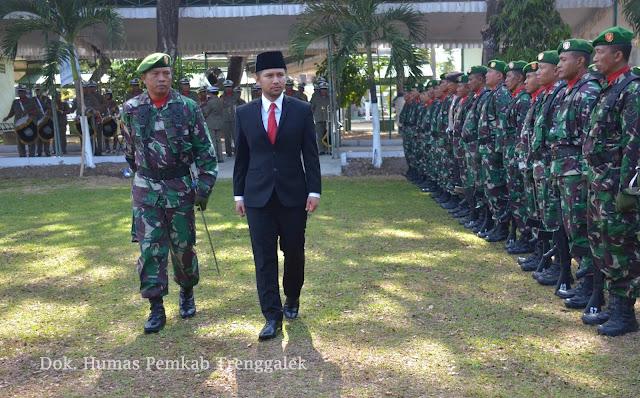 73 Tahun, Profesionalisme TNI Untuk Rakyat