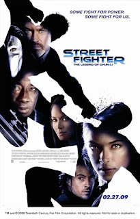 Sinopsis Film Street Fighter: The Legend of Chun-Li (2009)