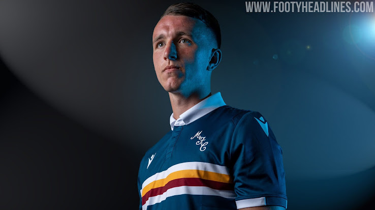 Classy Motherwell 20 21 Home Away Kits Released Footy Headlines