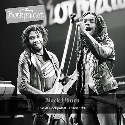 BLACK UHURU - Live at Rockapalast - Essen 1981 (2016)