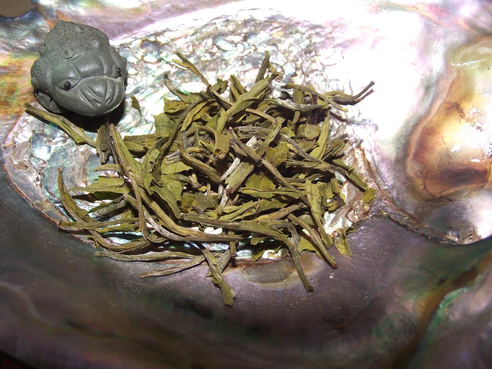Billimalai Virgin Green tea