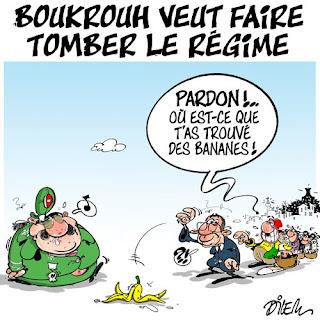 Boukrouh veut faire tomber le régime