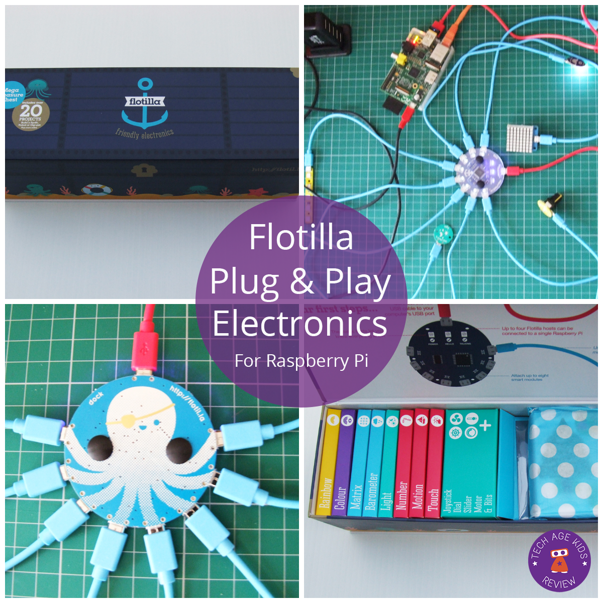 Setting Sail With Flotilla Electronics A First Impressions Review Circuit Scribe Kickstarter It Looks Gorgeous And Has Fantastic Range Of Components Was Project Which Recently Delivered