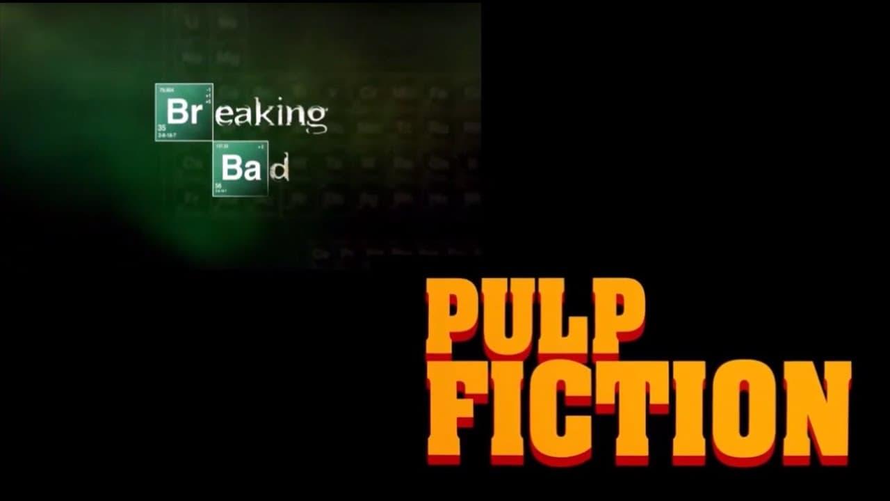 Der visuelle Vergleich zwischen Breaking Bad und Pulp Fiction