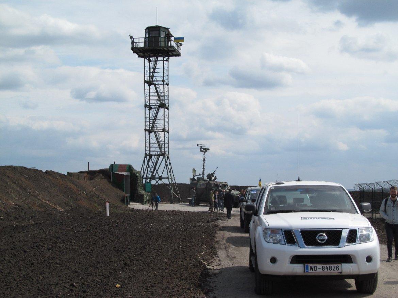 «Європейський вал»: Харківська область