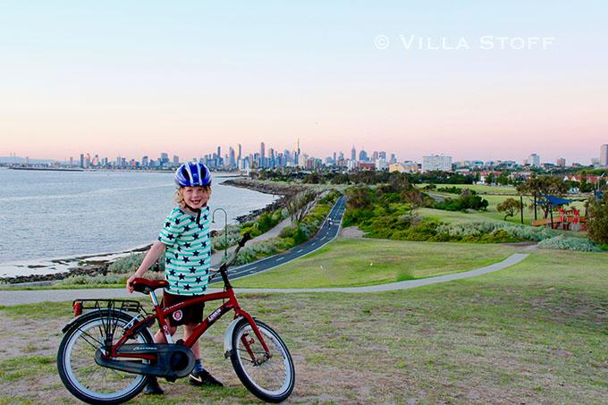 Melbourne, Weltreise mit Kind