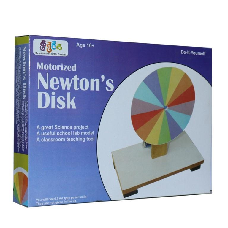newton disc toy