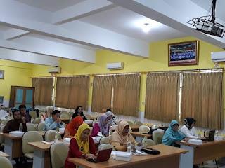 Rapat Penyusunan KTSP Tahun Pelajaran 2018-2019