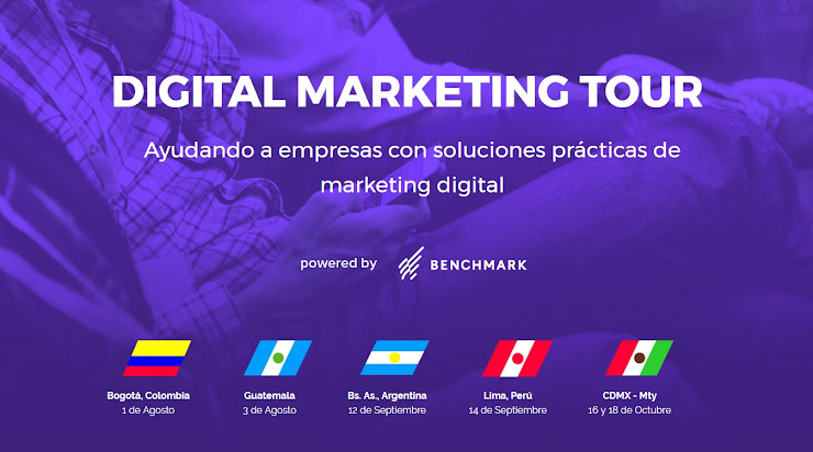 Digital Marketing Tour