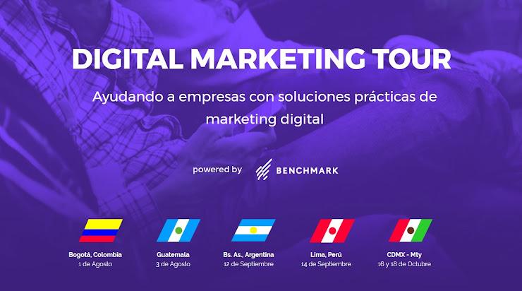 Digital Marketing Tour
