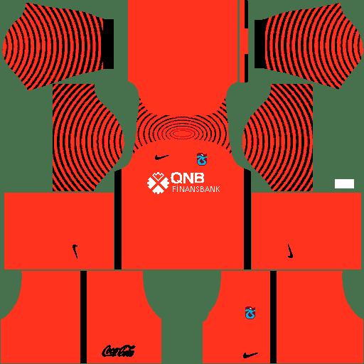 d169a8457bf Dream League Soccer 2017 Trabzonspor kits