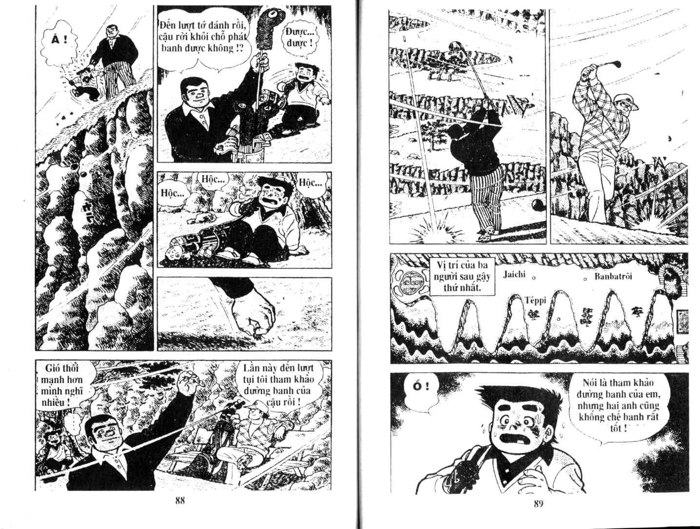 Ashita Tenki ni Naare chapter 16 trang 43