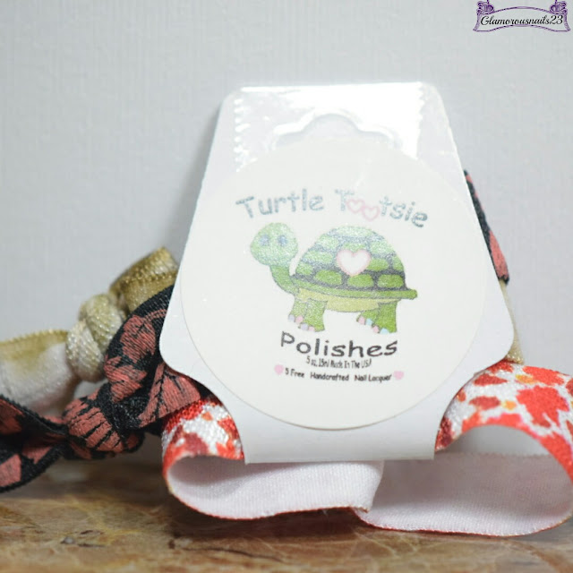 Turtle Tootsie Polishes Hairties