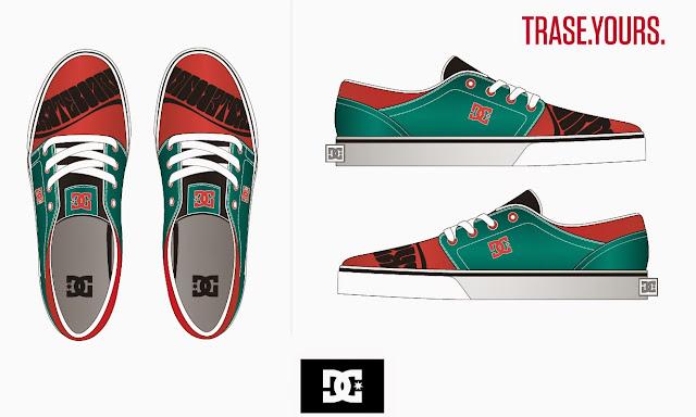 Votaciones para los nuevos zapatos de DC Shoes