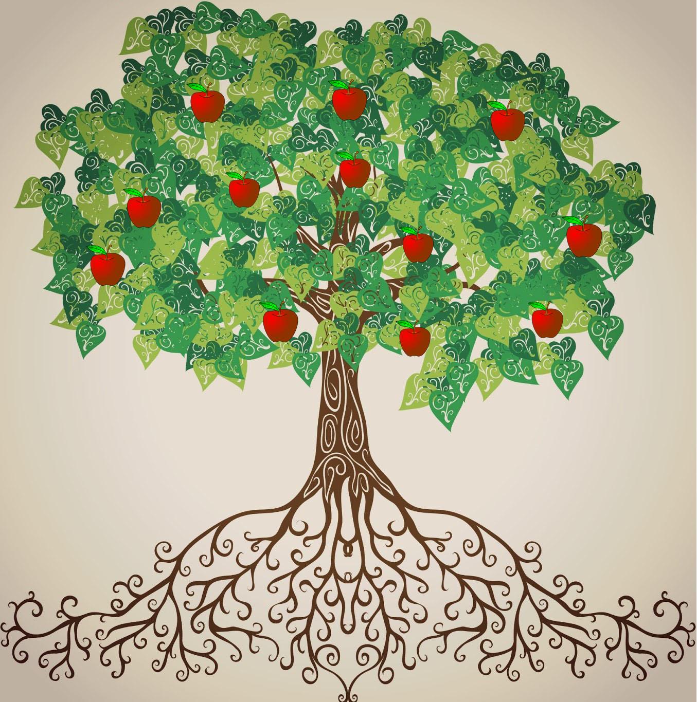 El ba l de tantarantan el rbol de los logros for Arbol de frutos rojos pequenos