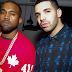 Está chegando? Kanye West e Drake querem lançar um disco JUNTOS!