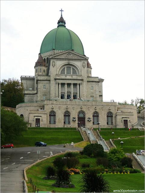Oratorio de San José, Montreal