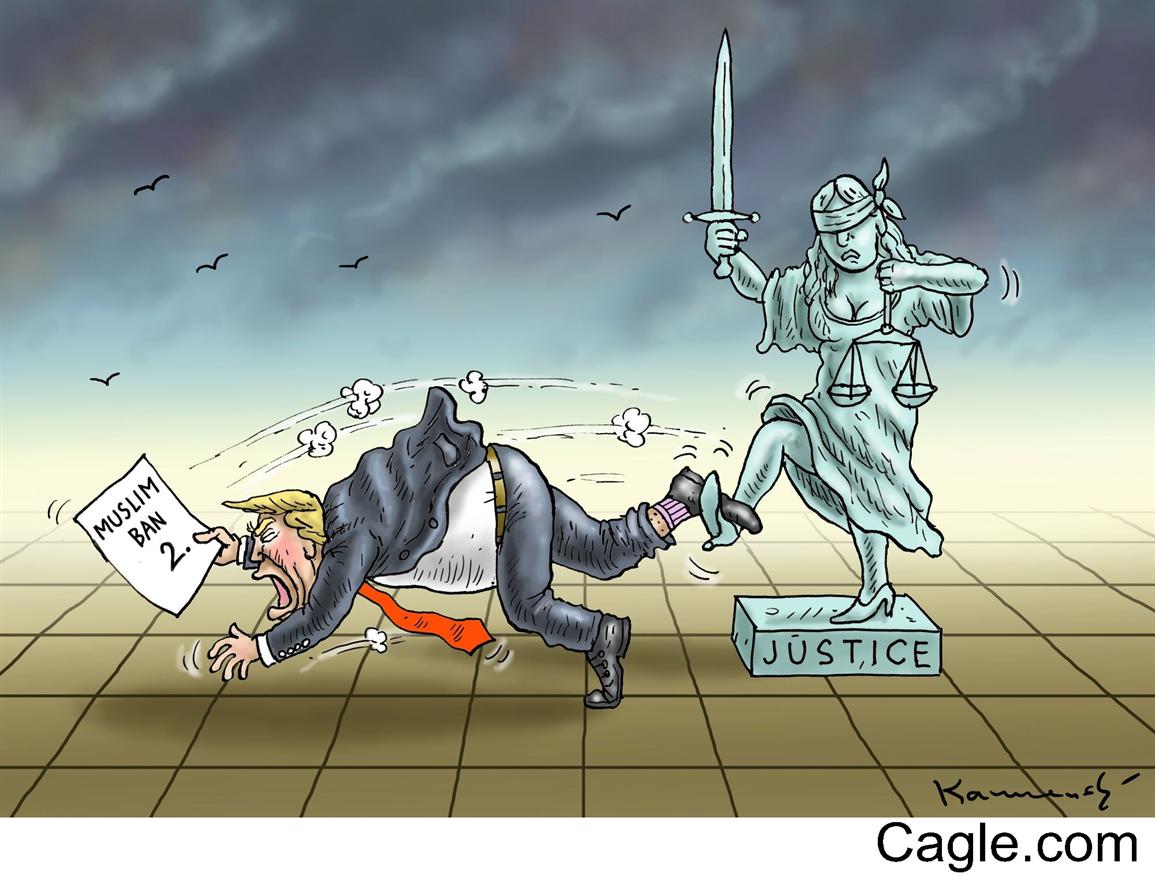 Judges On Travel Ban