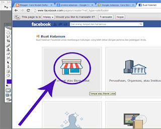 Cara Membuat Tombol Like Fanspage Facebook Di Blog