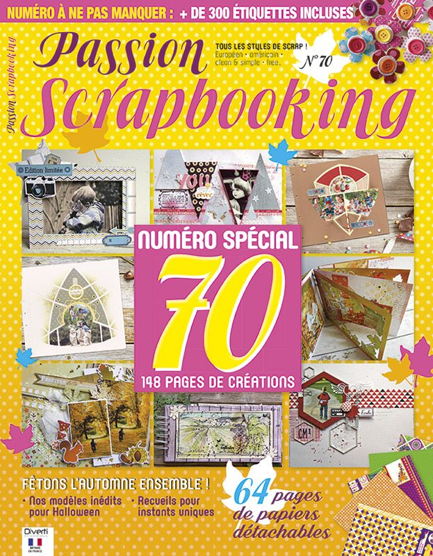 Passion Scrapbooking (France)