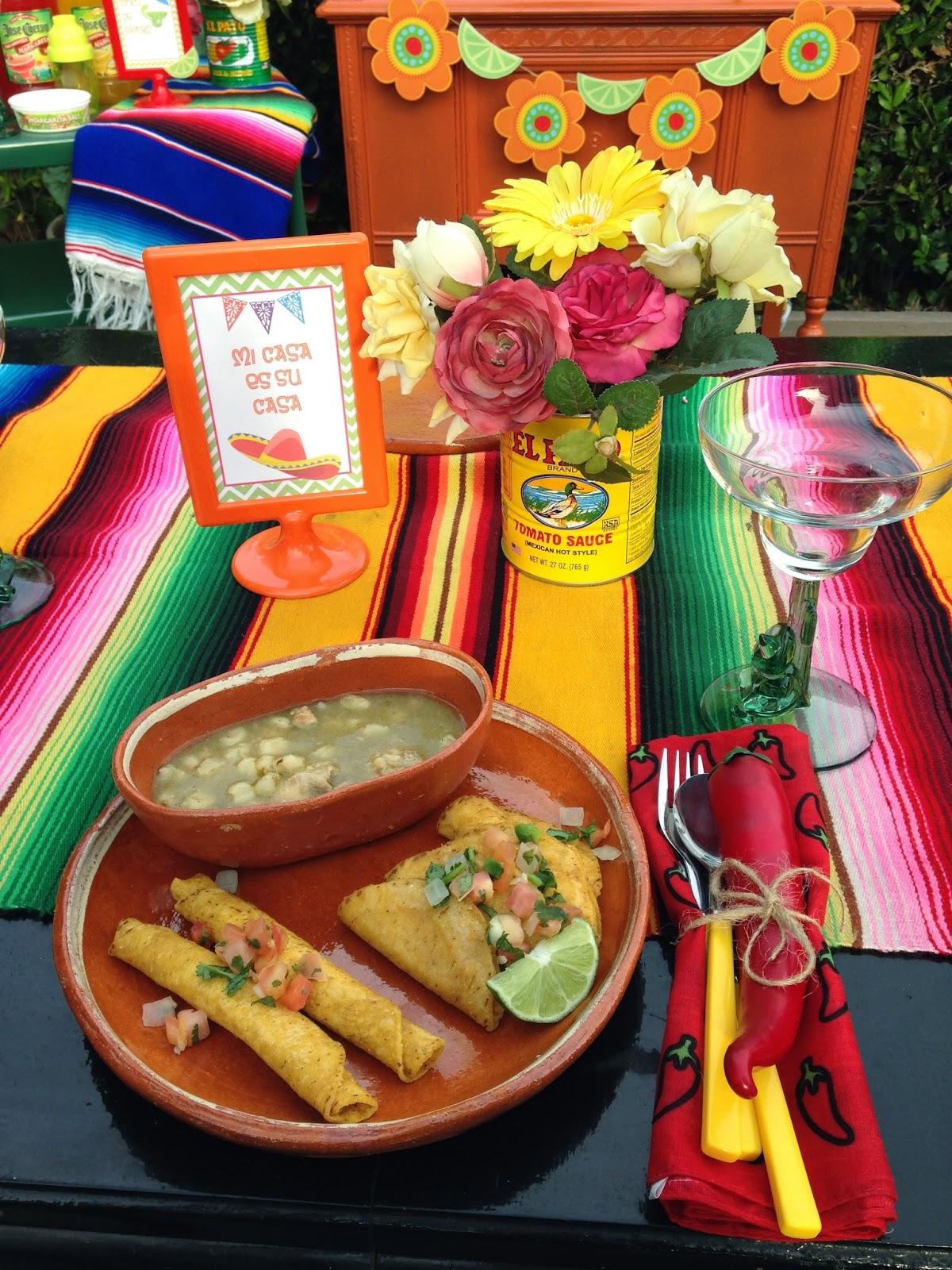 Cinco de Mayo fiesta! - LAURA'S little PARTY